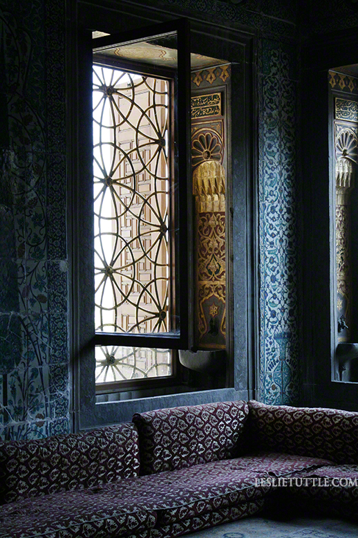Baghdad Pavillion Topkapi Palace Istanbul Turkey
