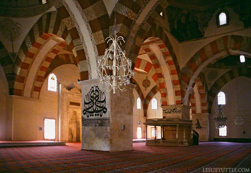 Eskie Camii Edirne 1414 Mosque Ottoman Turkey