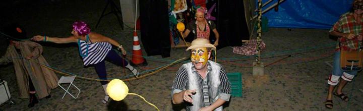 Parangole Theatre Mask