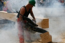 Chain Saw Contest
