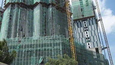 Highrise construction