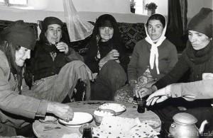 Tea Party 1970s