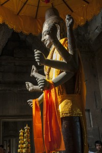 Ankgor Wat Buddha