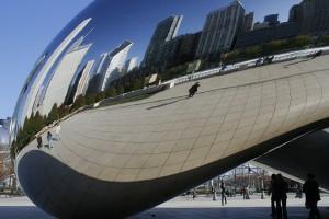 """The """"Bean's"""" skyline"""