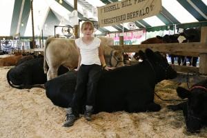 Next Generation Female Farmer